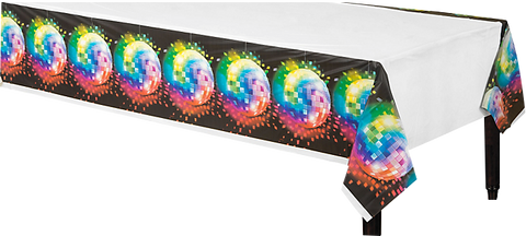 Disco Party Table cloth