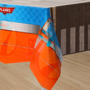 Disney Planes Plastic Table Cloth