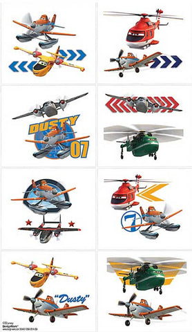 Disney Planes Temporary Tattoos