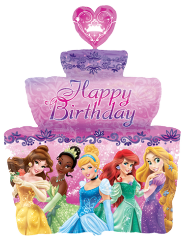 Disney Princess Super Shape Foil Balloon