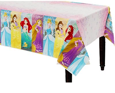 Disney Princess Dream Big Plastic Table Cloth