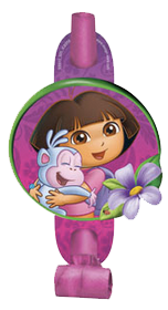 Dora The Explorer Party Blowers