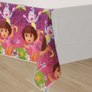 Dora the Explorer table cloths