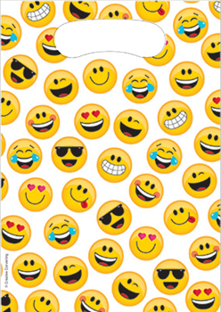Emoji Loot Party Bags