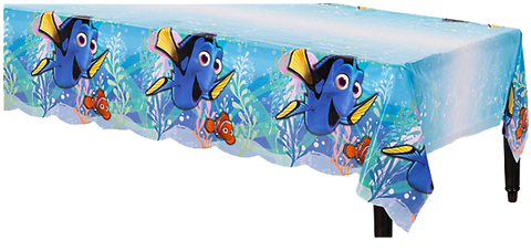 Finding Dory Plastic Table Cloth