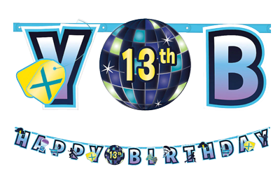 Fortnite Battle Royal Birthday Banner NZ