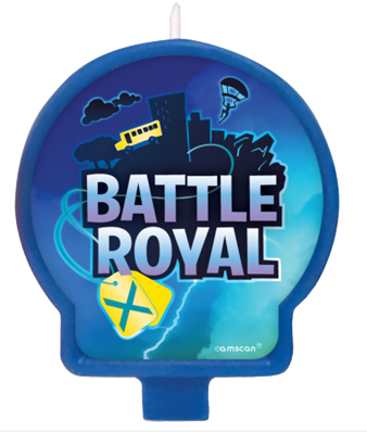 Fortnite Battle Royal Party Candle