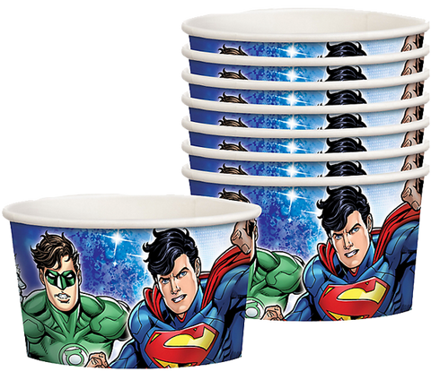 Justice League Treat Cups
