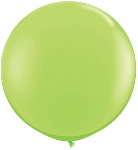 Lime Green 60cm Balloon