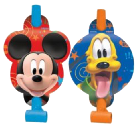 Mickey Mouse Party Blowouts