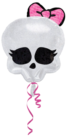 Monster High Skull Balloon
