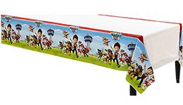 Paw Patrol Plastic Table Cloth Just For Kids