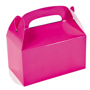 Pink Treat Boxes, food boxes