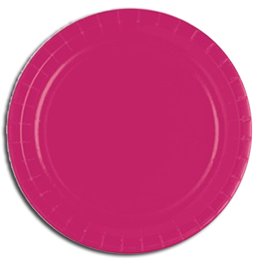 paper plates, party supplies, tableware, pink plates