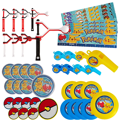 Pokemon Party Favour Pack