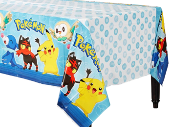 Pokemon Table Cloth NZ