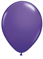 Purple Balloons - Single