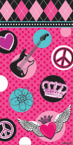 Rocker Princess Loot Bags