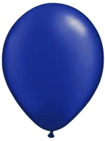 Royal Blue Balloons - Single