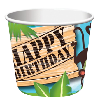 Safari Jungle Treat Cups