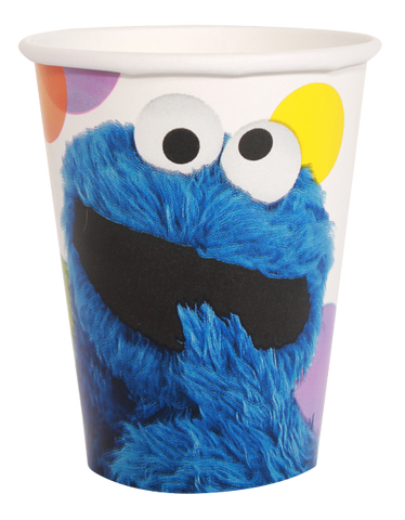 Sesame Street Party Cups