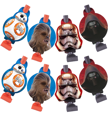 Star Wars Party Blowers