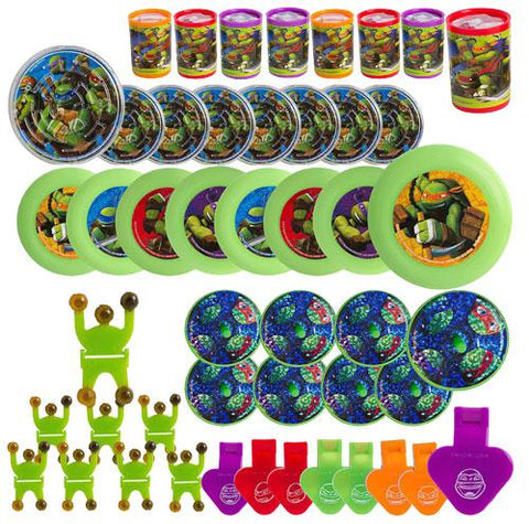 Teenage Mutant Ninja Turtles Party Favour Pack
