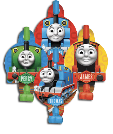 Thomas & Friends Party Blowers