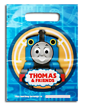 Thomas and Friends Party Bags  sc 1 st  Kids Party Supplies u0026 Decorations & Thomas and Friends Party u2013 Just For Kids