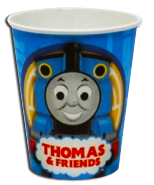 Thomas & Friends Party Cups