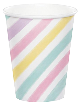 Unicorn Pastel party cups
