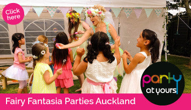 Fairy Fantasia parties auckland