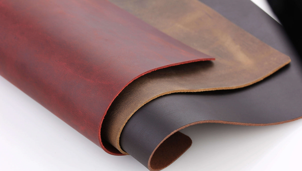Introduction of Crazy Horse Leather