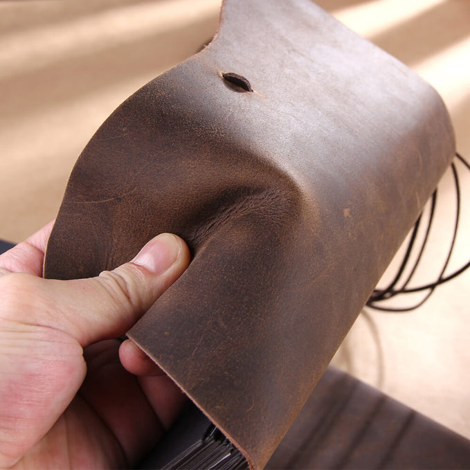 How to Take Care of Your Crazy Horse Leather Goods