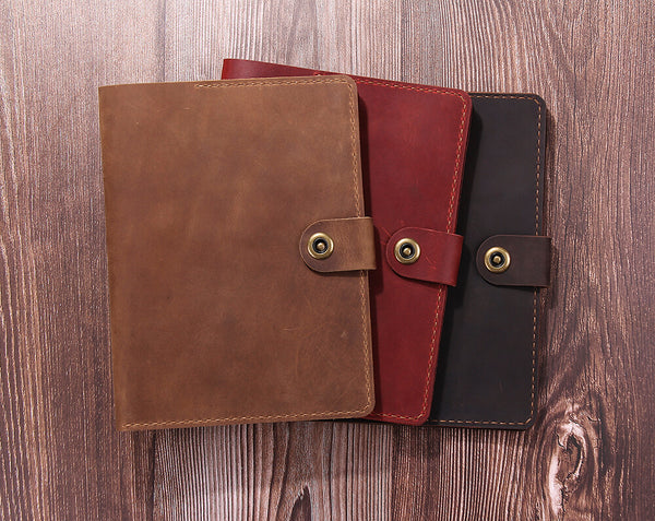 leather Padfolio Case