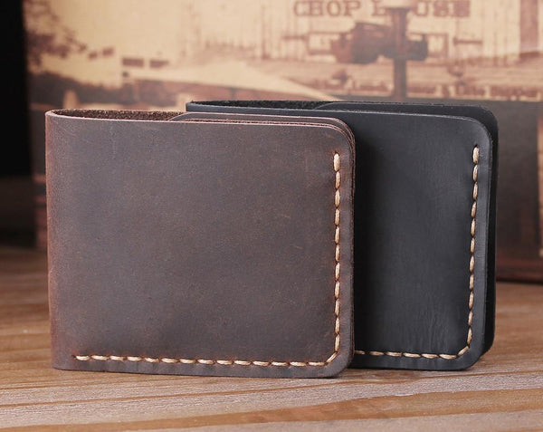 personalized front pocket wallet