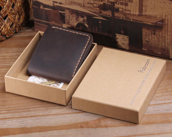 handmade card wallet