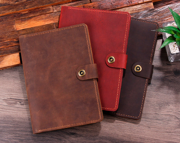 Leather Portfolio for Rocketbook Everlast Executive Size