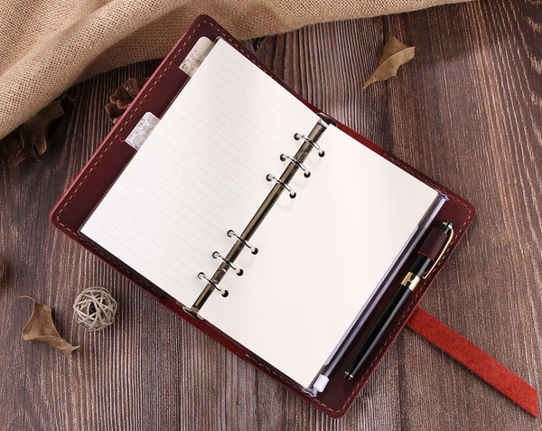 Ring Binder Journal Notebook