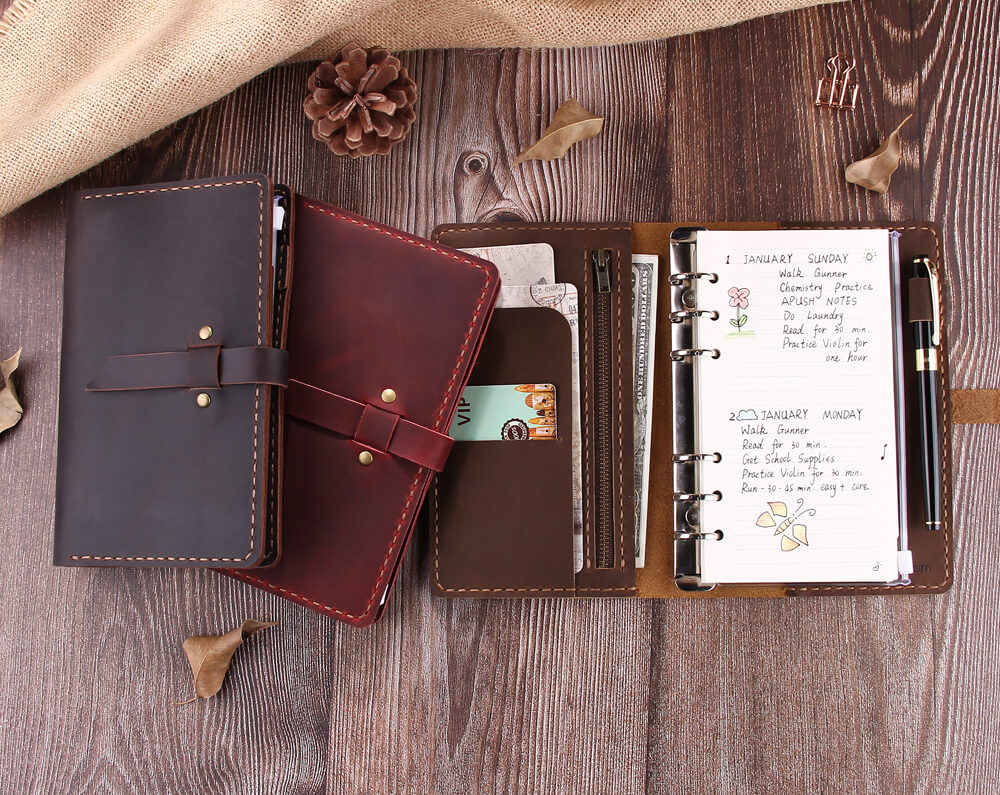 Leather Journals | Robrasim