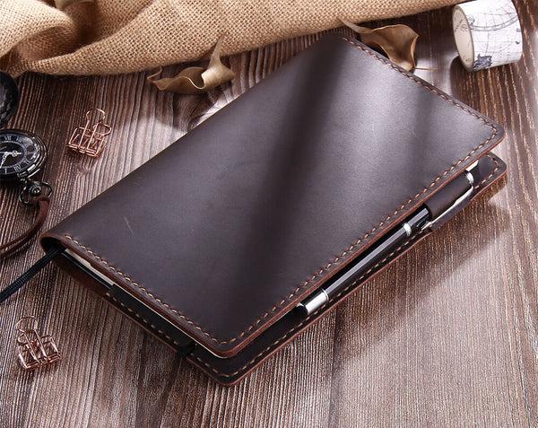 Leather Moleskine Large Journal Cover