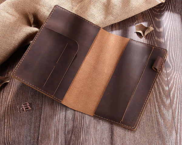 Leather Cover for 5