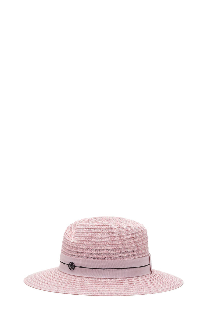 Maison Michel - Virginie Straw Light Rose Hat