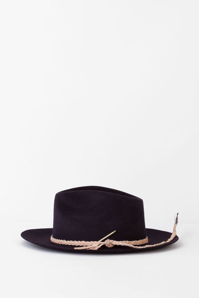 Nick Fouquet - Black Cherry Hat