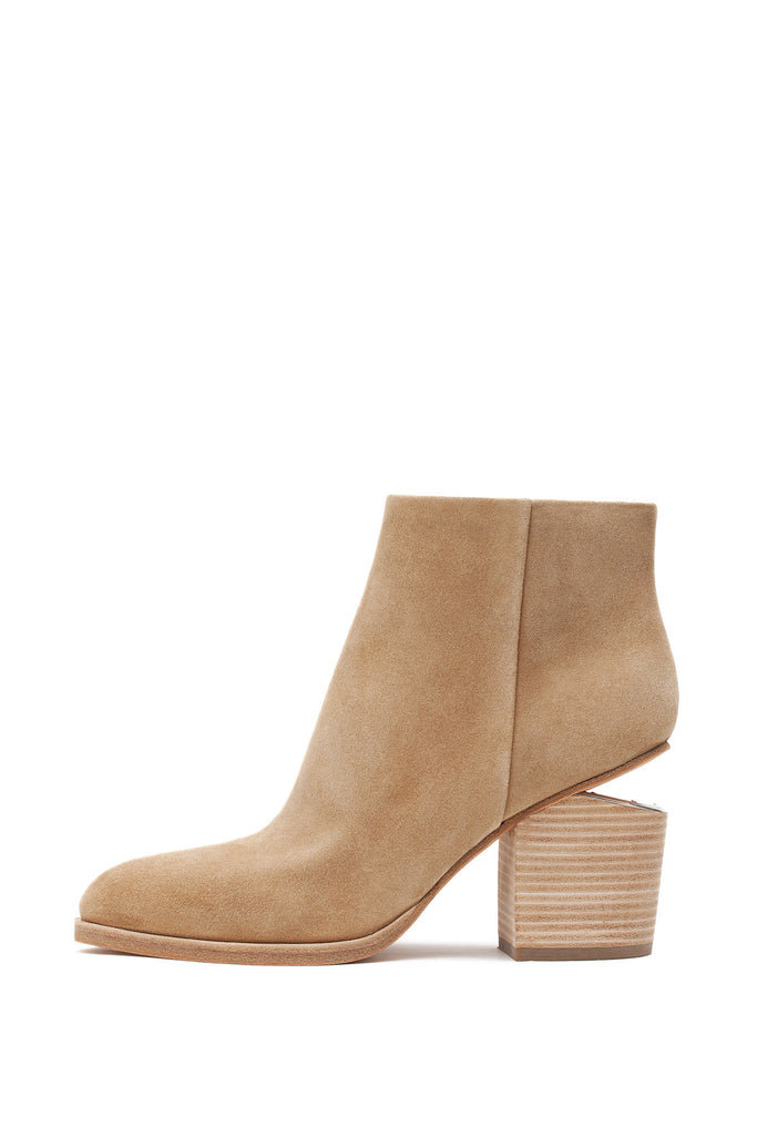 Alexander Wang - Gabi Leather Beige Boots