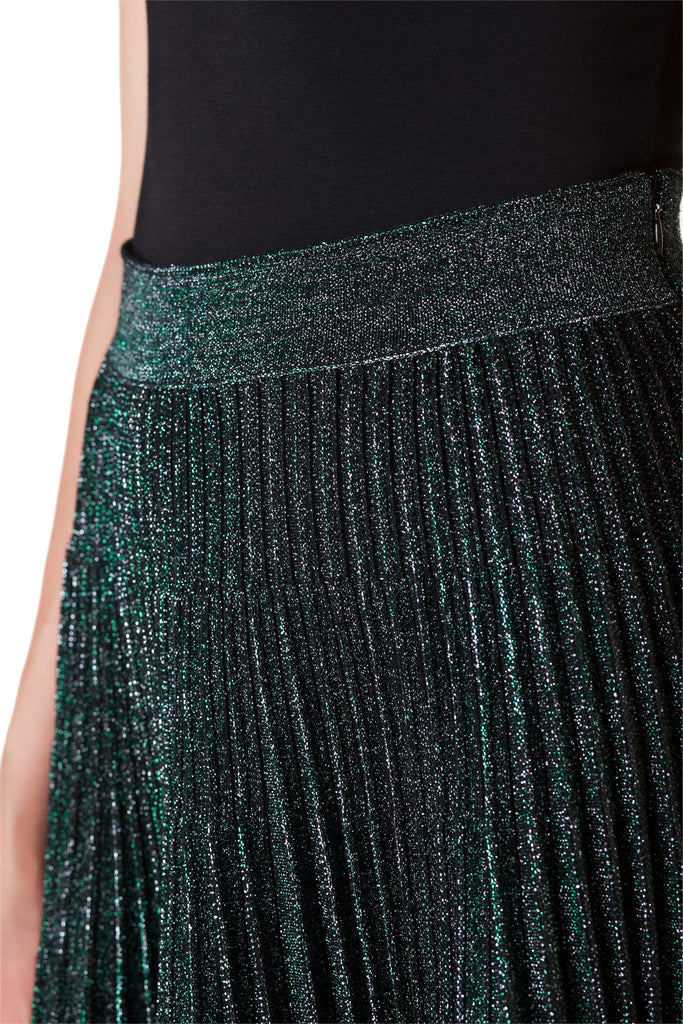 Antonino Valenti - Skater Green Skirt