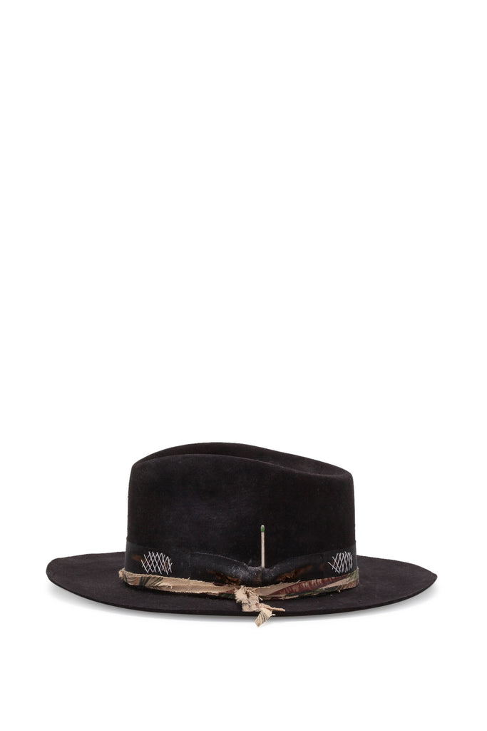 Nick Fouquet - Belcampo 368 Black Hat