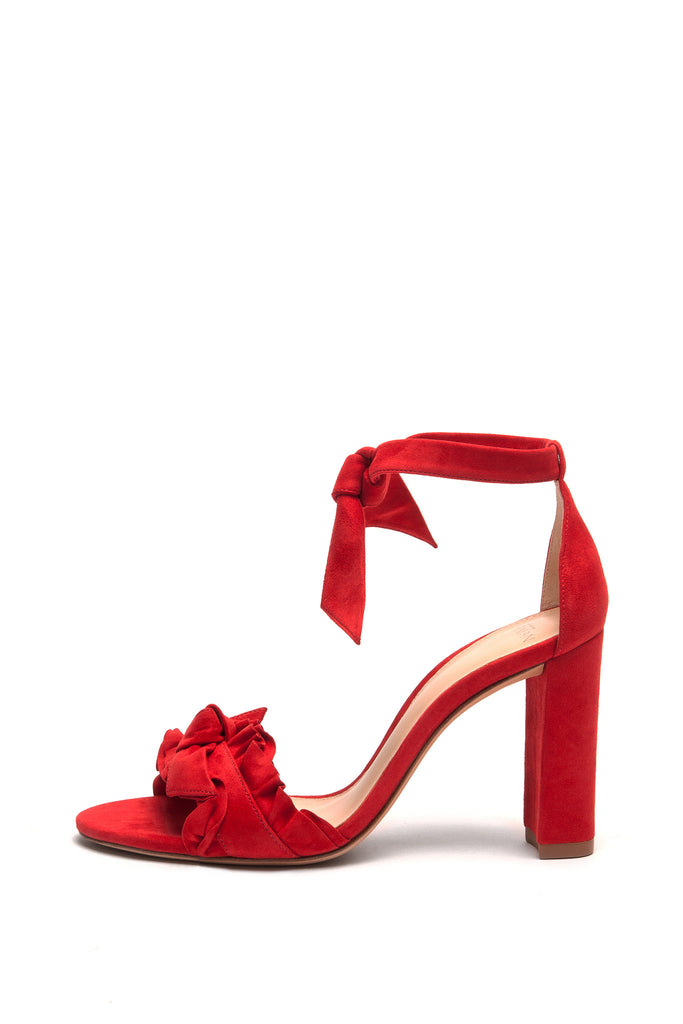 Alexandre Birman - Lupita Red Sandals