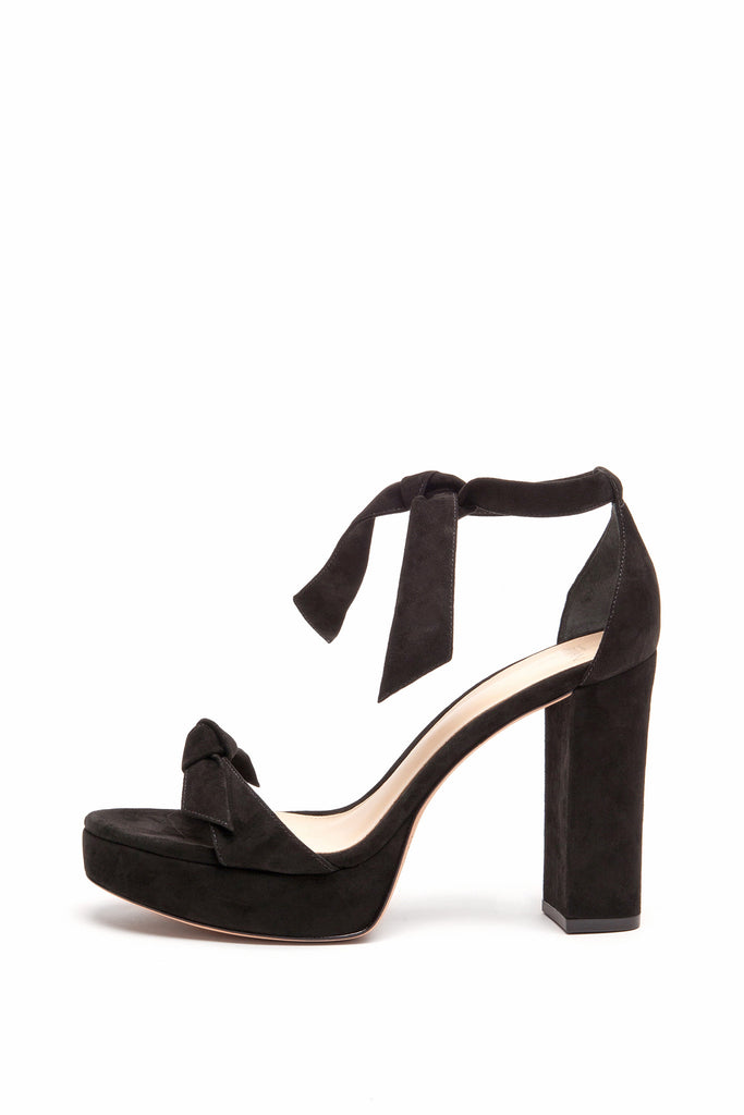 Alexandre Birman - Mabeleh Black Sandals