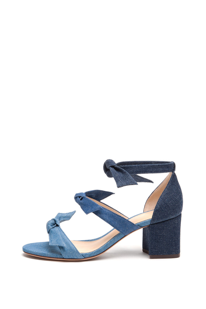 Alexandre Birman - Mary Blue Sandals